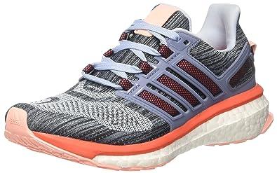 830a09541d adidas Energy Boost 3 W, Chaussures de Course Femme, Multicolore  (Easblu/eascor