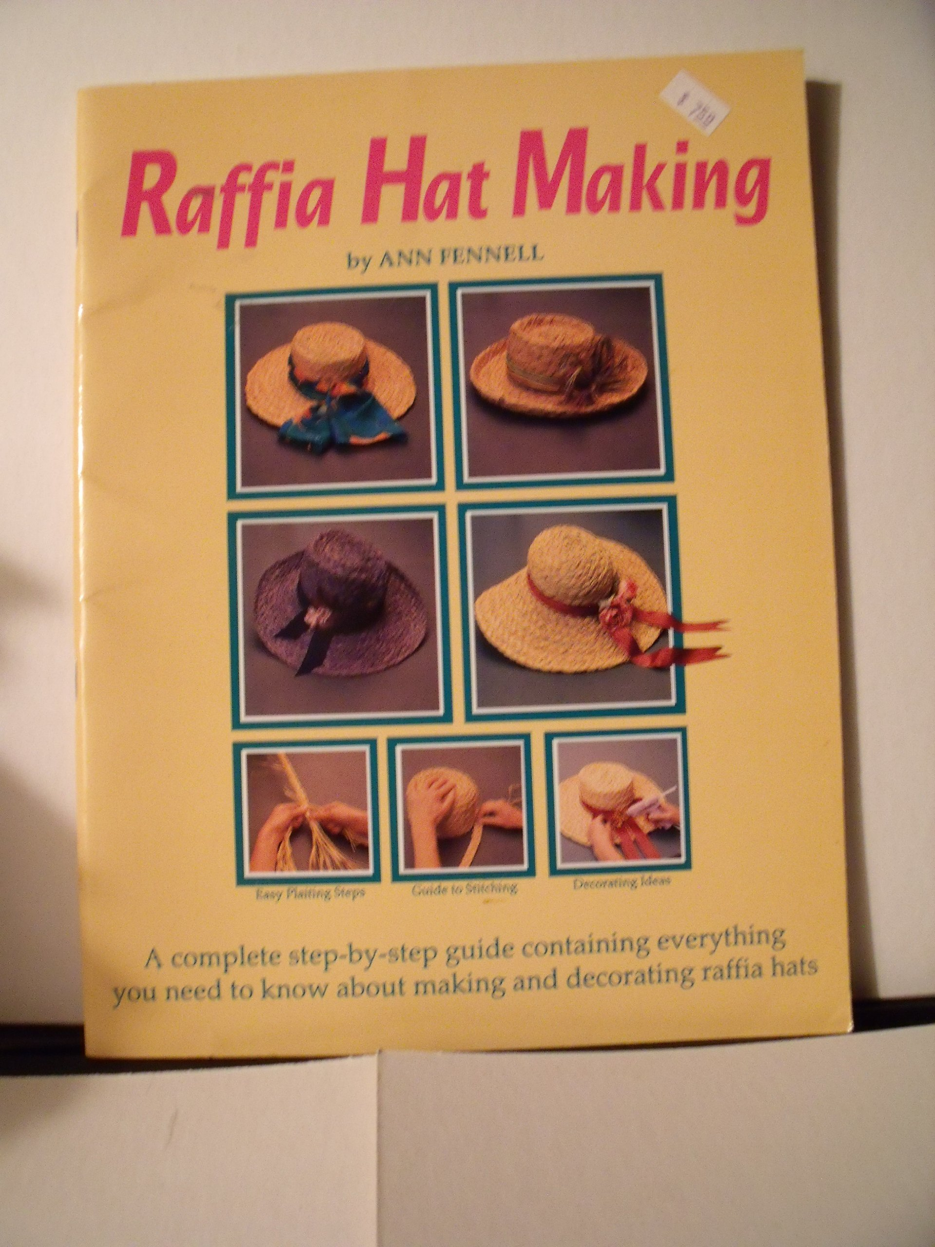 Decorating With Raffia
