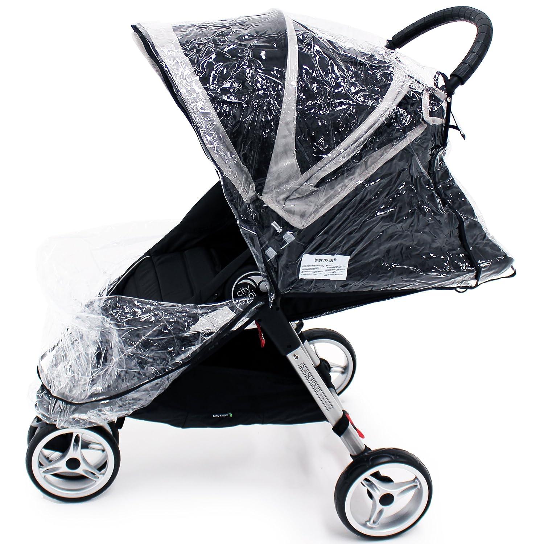 BABY JOGGER CITY MINI MICRO SINGLE RAIN COVER ZIPPED WEATHER SHIELD Amazon.co.uk Baby  sc 1 st  Amazon UK & BABY JOGGER CITY MINI MICRO SINGLE RAIN COVER ZIPPED WEATHER ...