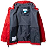 Columbia Big Boy's Rain-Zilla Jacket, Bright