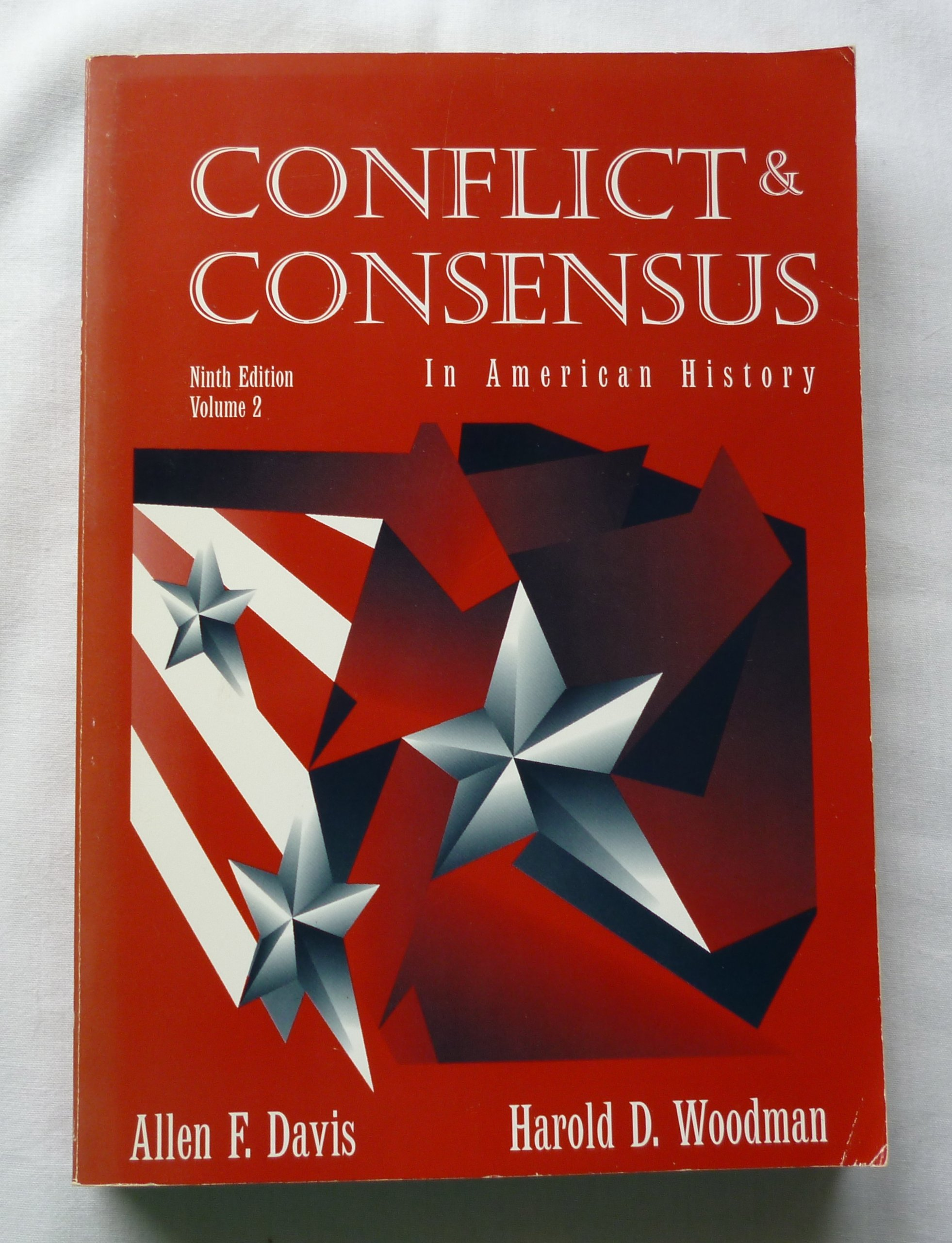Download Conflict & Consensus in Modern American History pdf epub