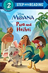 Pua and Heihei (Disney Moana) (Step into Reading) Kindle Edition
