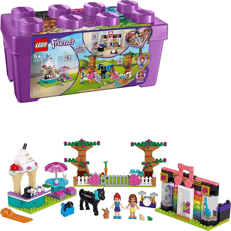 LEGO 41431 Amigos Caja Piezas 321 Piezas: Amazon.es: Juguetes y juegos