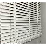 GENUINE WOOD Venetian Blind Length 250 cm Wide 160 cm with 50 mm wide Slat, color white