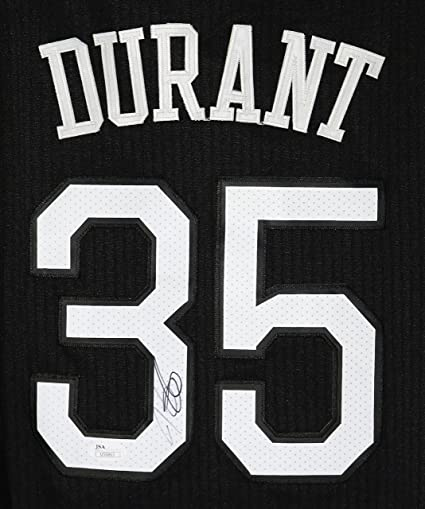 info for 561f7 08b08 Kevin Durant Golden State Warriors Signed Autographed ...