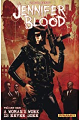 Garth Ennis' Jennifer Blood Vol. 1 Kindle Edition