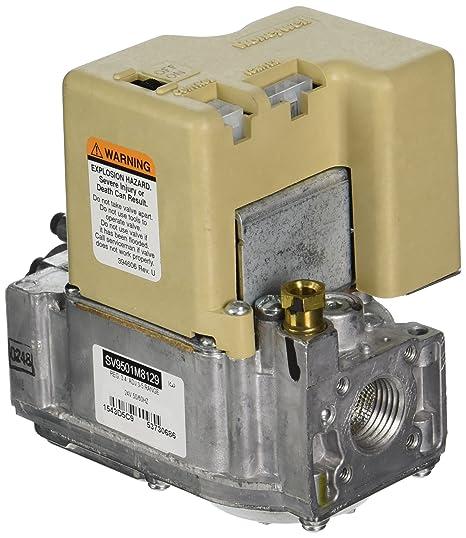 Honeywell SV9501M8129 Gas Valve on
