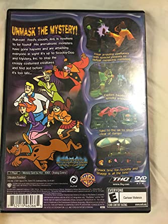 Scooby Doo Unmasked (PS2) by THQ: Amazon.es: Videojuegos