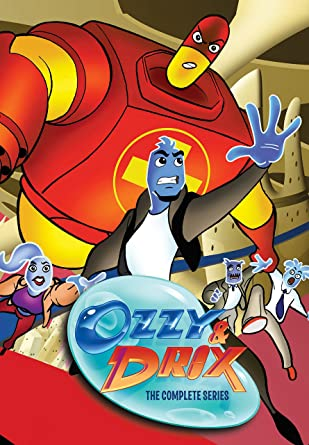 Ozzy And Drix Characters List of Synonym...