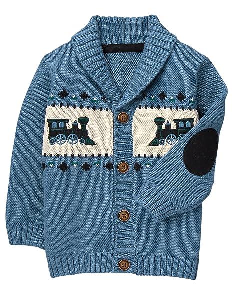 Amazon.com: Gymboree bebé niños tren suéter: Clothing