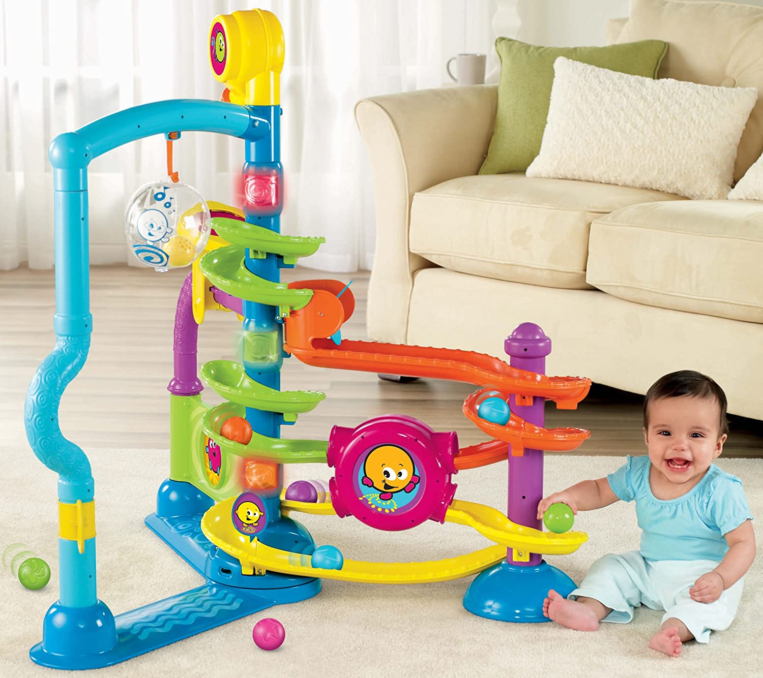 Amazon Fisher Price Cruise and Groove Ballapalooza Toys & Games