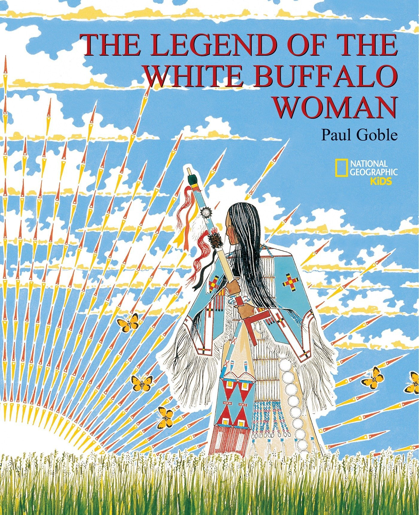 white buffalo calf women