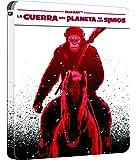 La Guerra Del Planeta De Los Simios Steelbook [Blu-ray]
