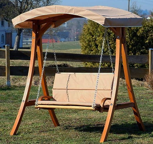 ASS Diseño oscilación del jardín Porche Columpio Hamaca Modelo de ...