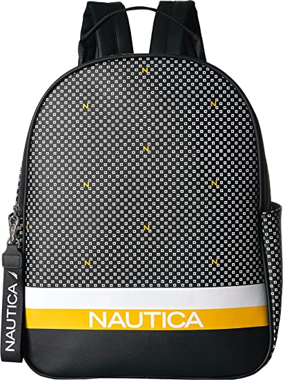 Nautica Womens Cast Your Nets Backpack