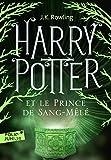 Rowling, Joanne K., Bd.6 : Harry Potter et le prince de sang-mêlé; Harry Potter und der Halbblutprinz, französische Ausgabe