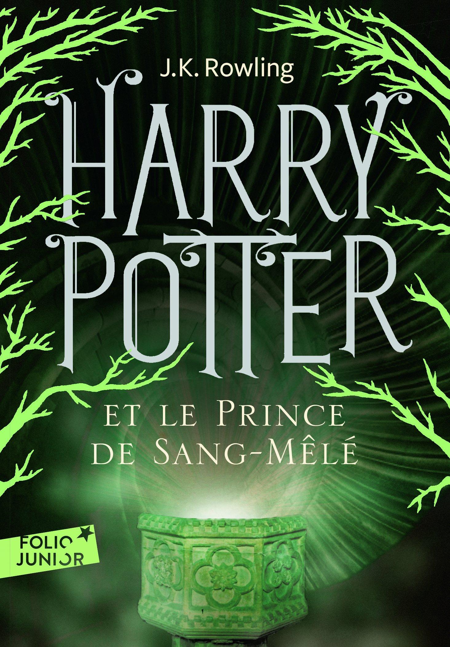 Buy Harry Potter Et Le Prince De Sang Mele Folio Junior Ed