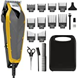 Wahl Clipper Fade Cut Haircutting Kit 79445 Trimming and Personal Grooming Kit with Adjustable Fade Level for Blending…