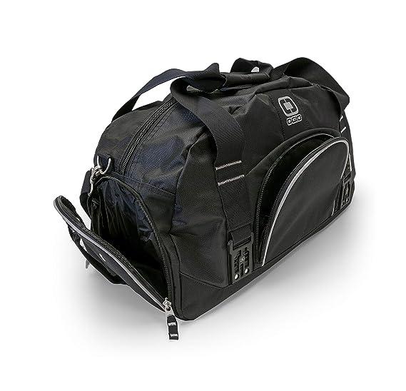 edd167c6fb Amazon.com  Ogio Big Dome Duffle Bag (Black)  Clothing