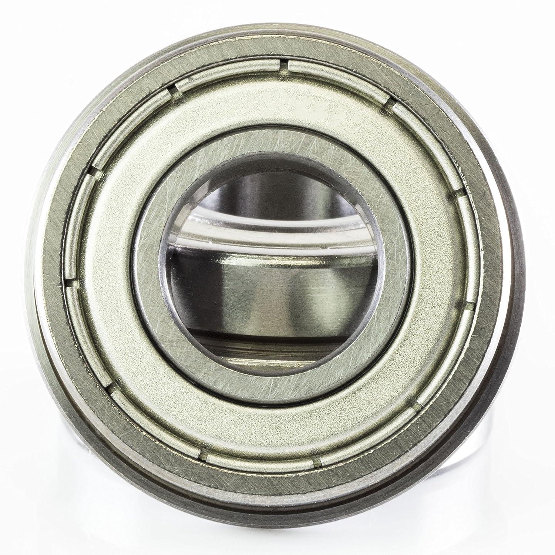 "Double Metal Shielded Ball Bearing Beairngs 1//8/"" x 5//16/"" x 9//64/"" 5 PCS R2-5ZZ"