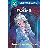 Spirits of Nature (Disney Frozen 2) (Step into Reading)
