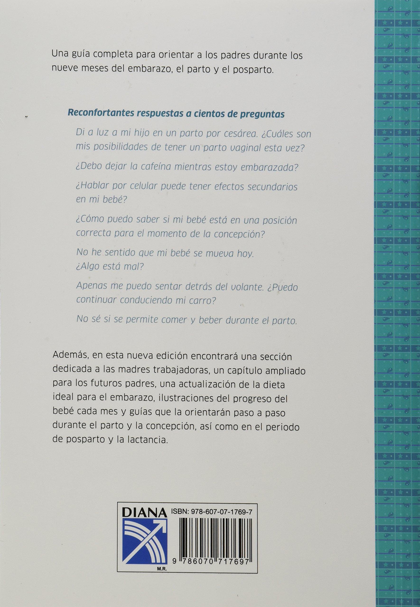 Que esperar cuando se esta esperando (Spanish Edition): Heidi Murkoff: 9786070717697: Amazon.com: Books