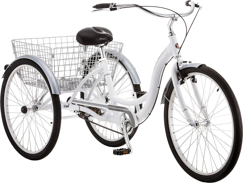 Adult Trike Merdian Schwinn Three Wheel Cruiser