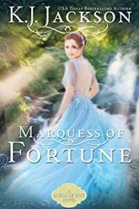 Marquess of Fortune: A Lords of Fate Novel