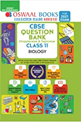 Oswaal CBSE Question Bank Chapterwise & Topicwise Class 11, Biology (For 2021 Exam) Kindle Edition