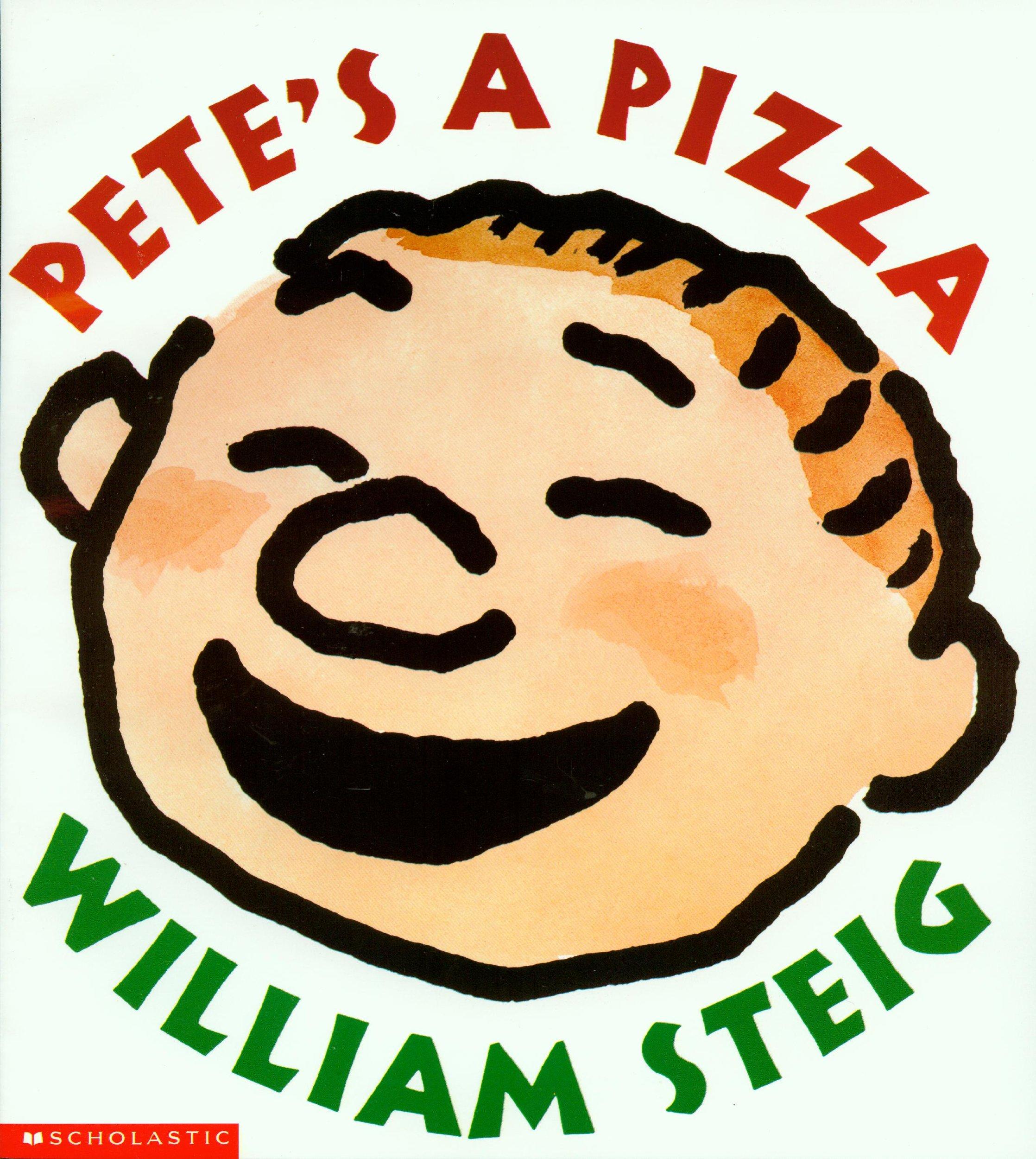 Pete's a Pizza (with Audio CD) pdf epub