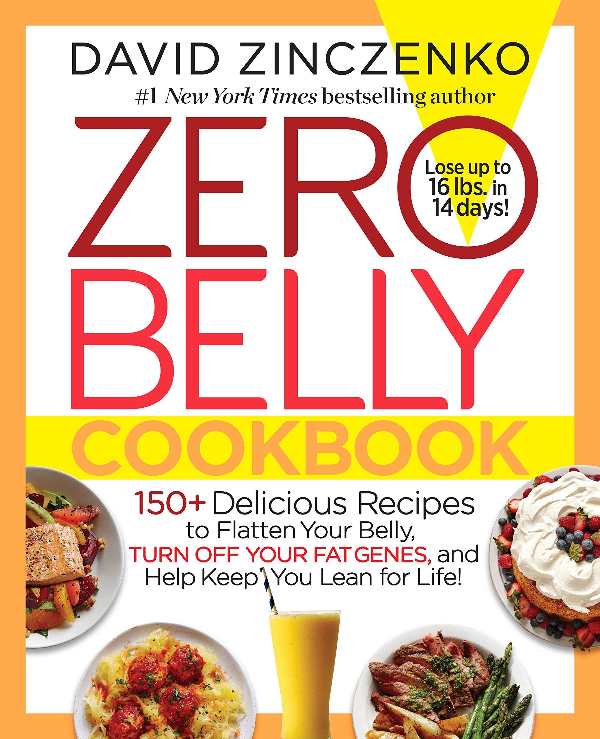 Zero Belly Cookbook Delicious Recipes product image