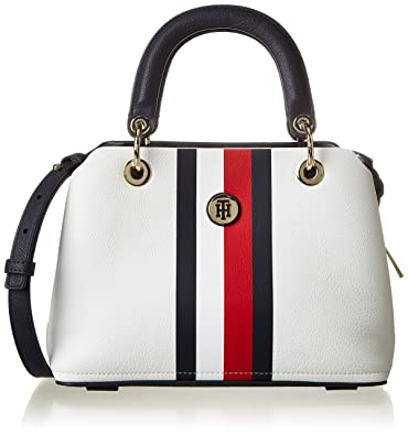 Tommy Hilfiger AW0AW05442 Th Core Med Satchel Sac à main Femme