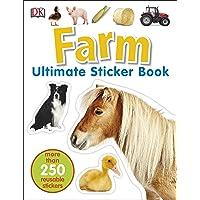 Farm. Ultimate Sticker Book