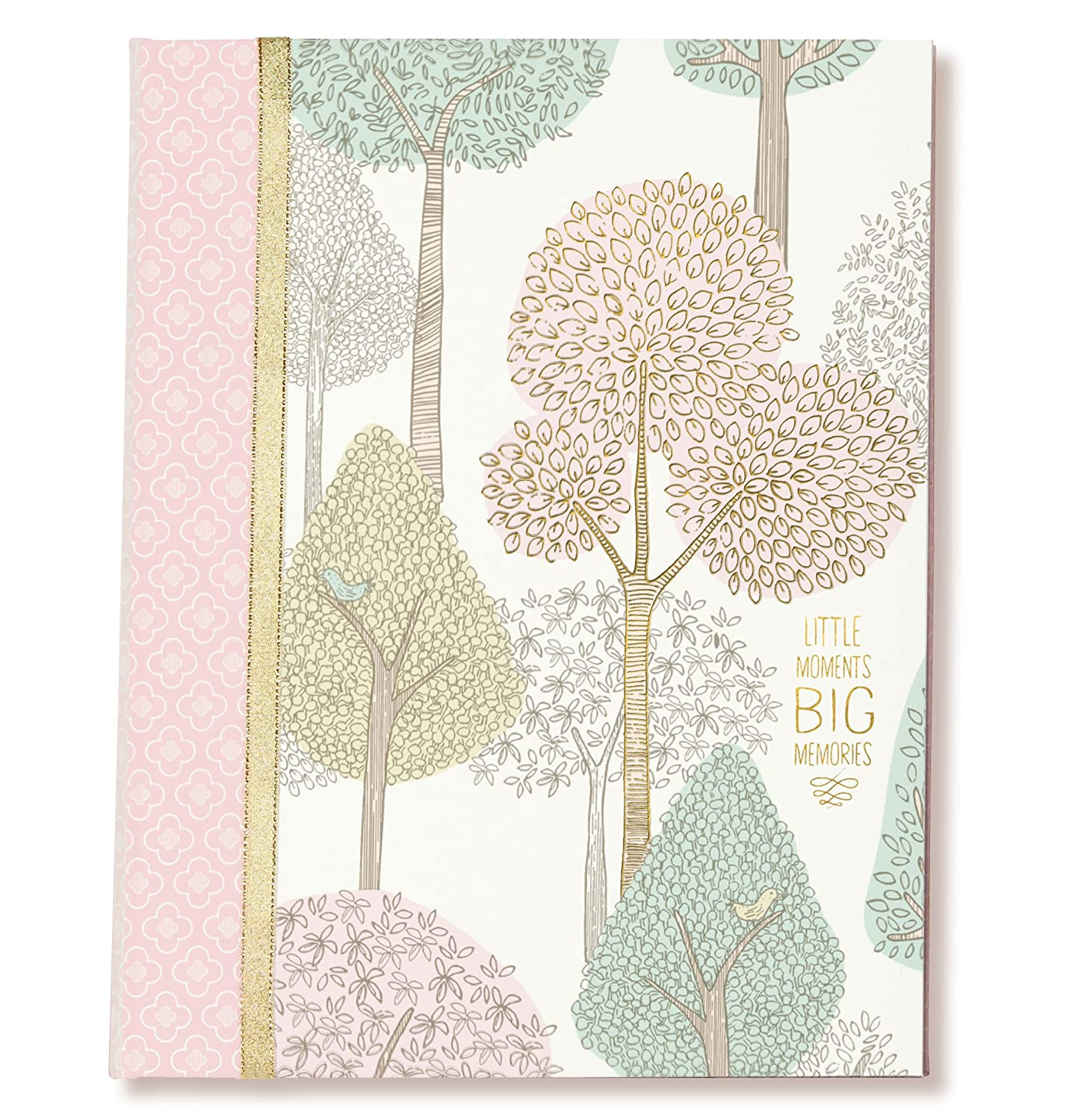 C.R. Gibson Woodland Themed Newborn and Baby Memory Book, 9 x 11.125 9 x 11.125 C.R. Gibson - Baby B2-19460