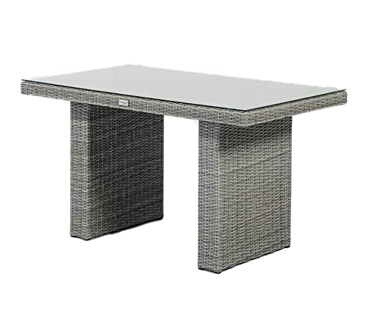 Muebles de Jardín Jardín Mesa Lounge mesa fredo Polirratán ...