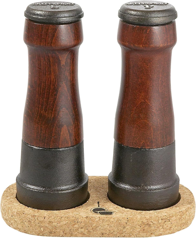 SKEPPSHULT Salt Mill Ceramic 18 cm Black