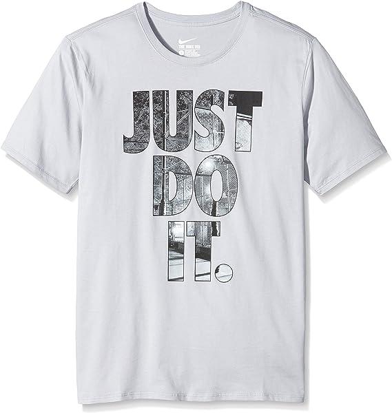 Nike Tee-JDI Photo Fill T-Shirt Uomo