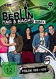 Berlin - Tag & Nacht - Staffel 09 (Folge 159-176) [4 DVDs]