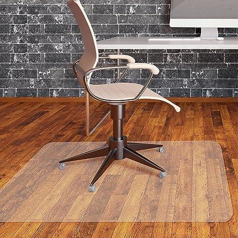 amazon com office chair mat for hardwood floor computer desk
