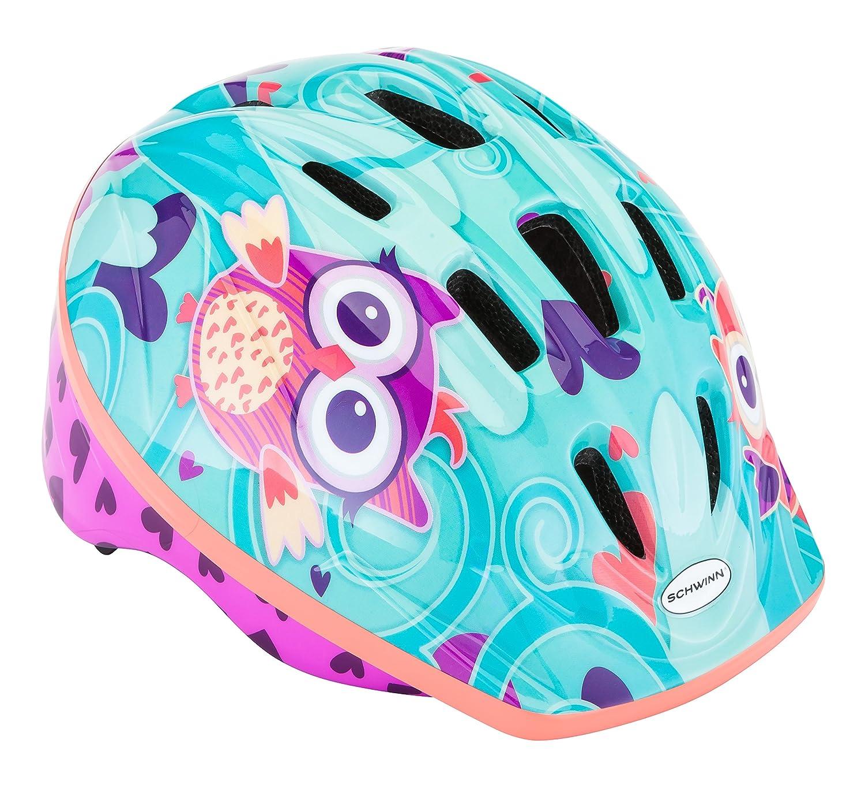 Schwinn Owl's Classic Toddler Bike Helmet