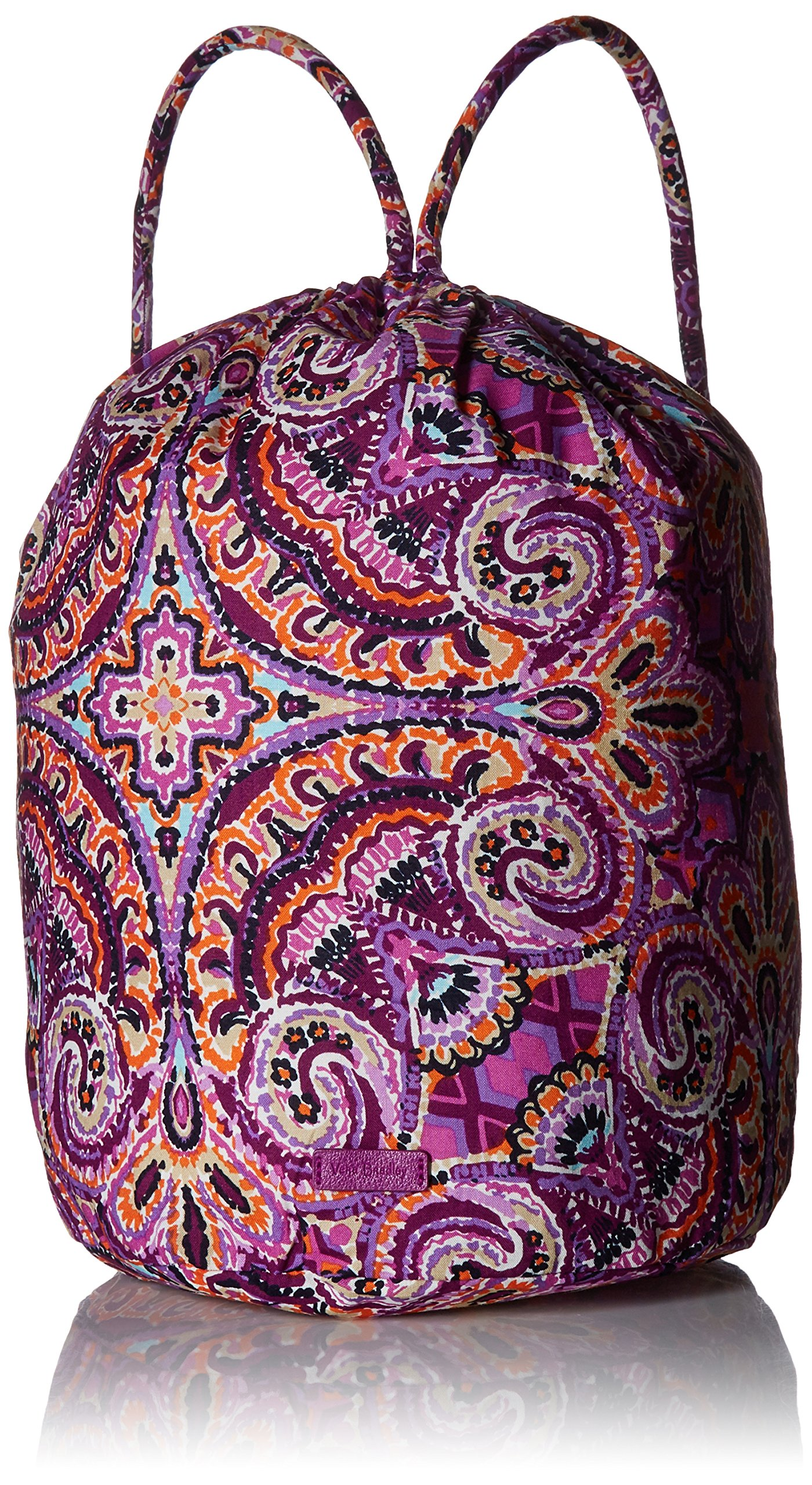 Vera Bradley Iconic Ditty Bag, Signature Cotton, Dream Tapestry