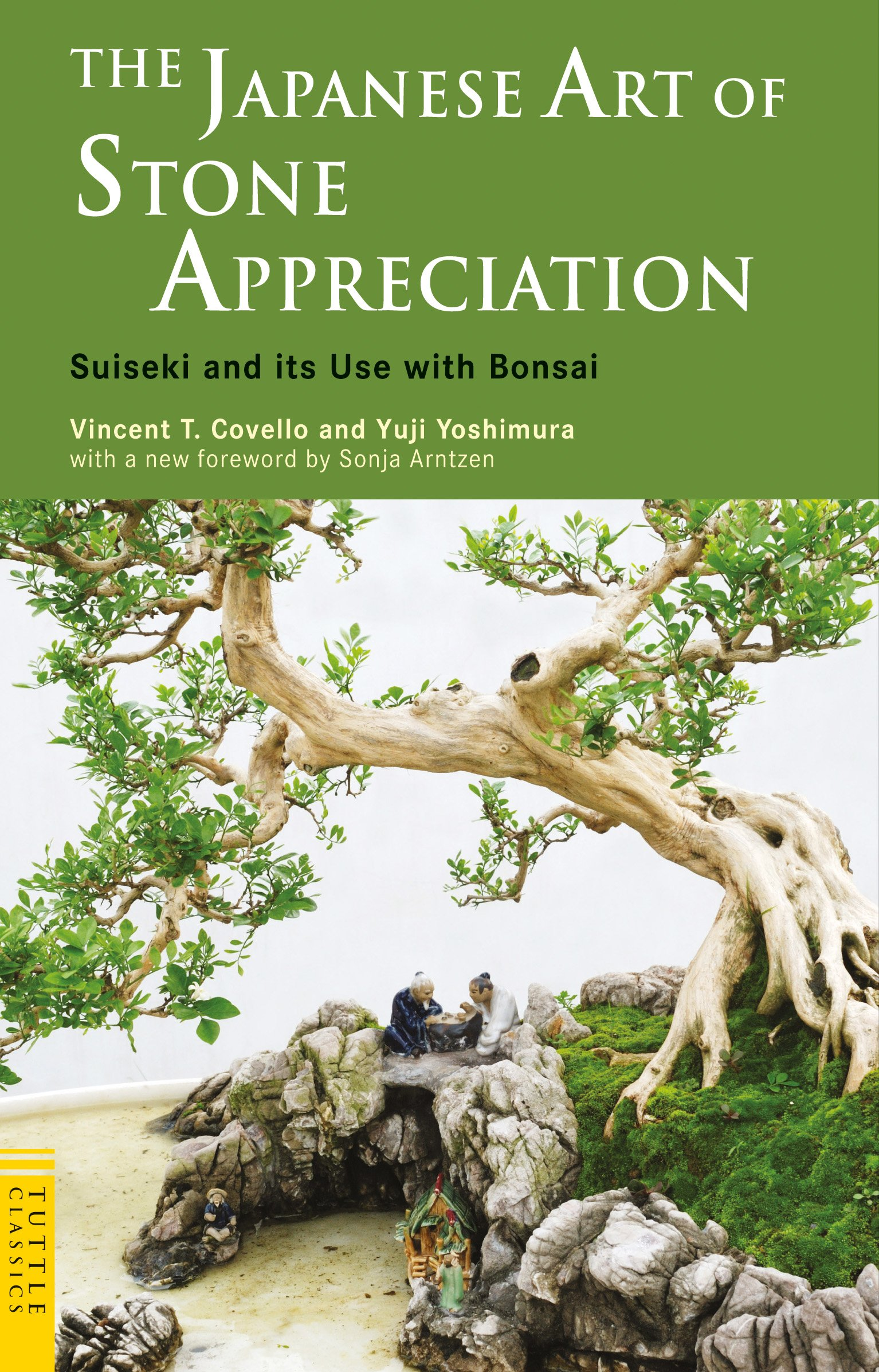 Download The Japanese Art of Stone Appreciation: Suiseki and its Use with Bonsai (Tuttle Classics) pdf epub