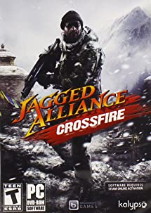 Jagged Alliance: Crossfire - PC: Video Games - Amazon com