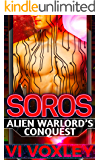 Soros (Alien Warlord's Conquest Book 3)