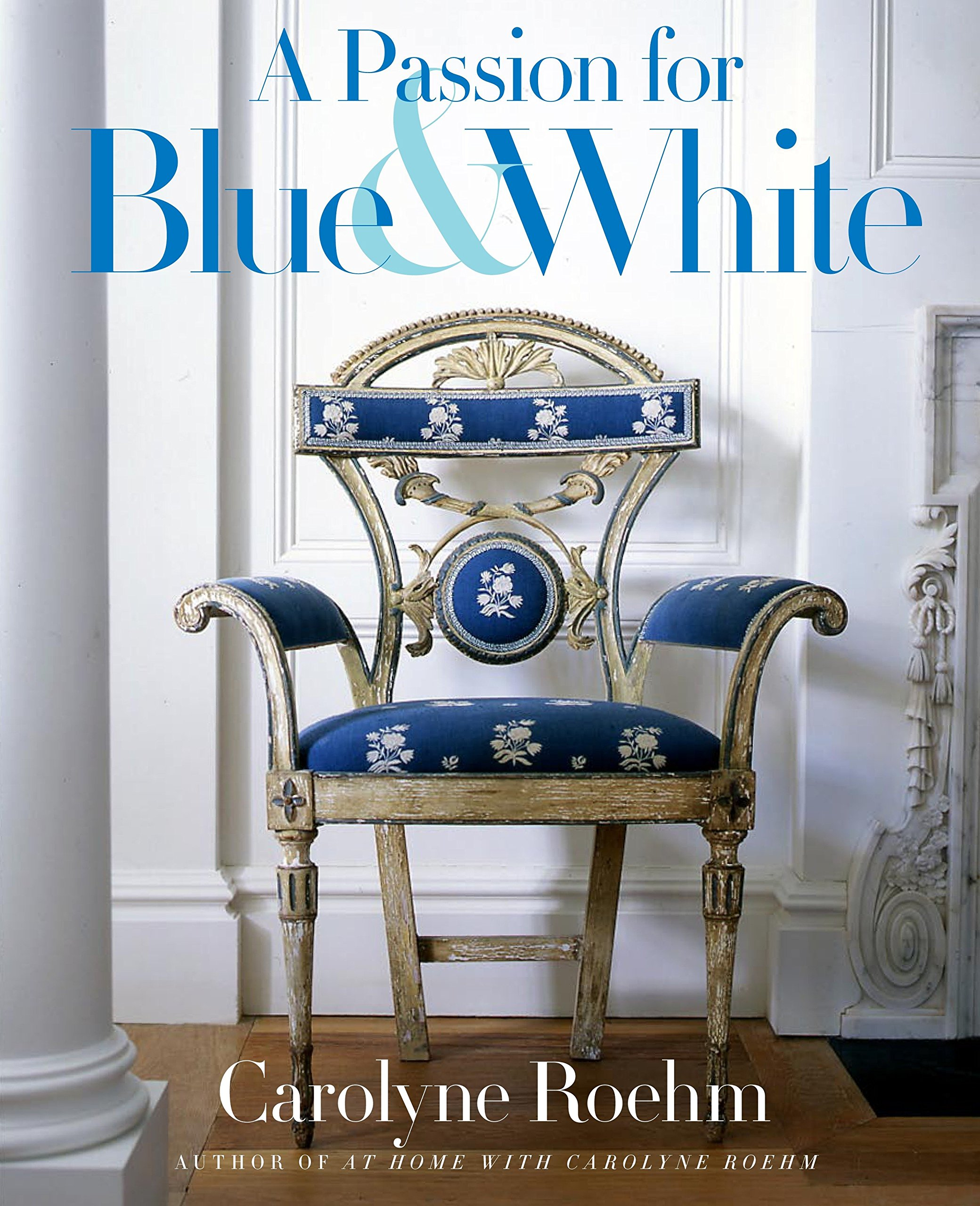 A Passion for Blue and White ebook