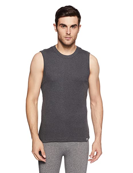 Jockey Men's Cotton Muscle Tee Men's T-Shirts & Polos at amazon
