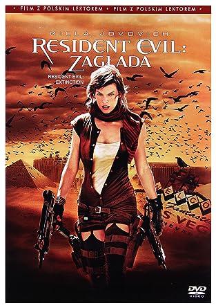 Resident Evil: Extinction DVD IMPORT No hay versión española ...
