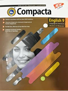 BBC LITERATURE COMPACTA (WORKSHEET ONLY) CLASS 10: Amazon in