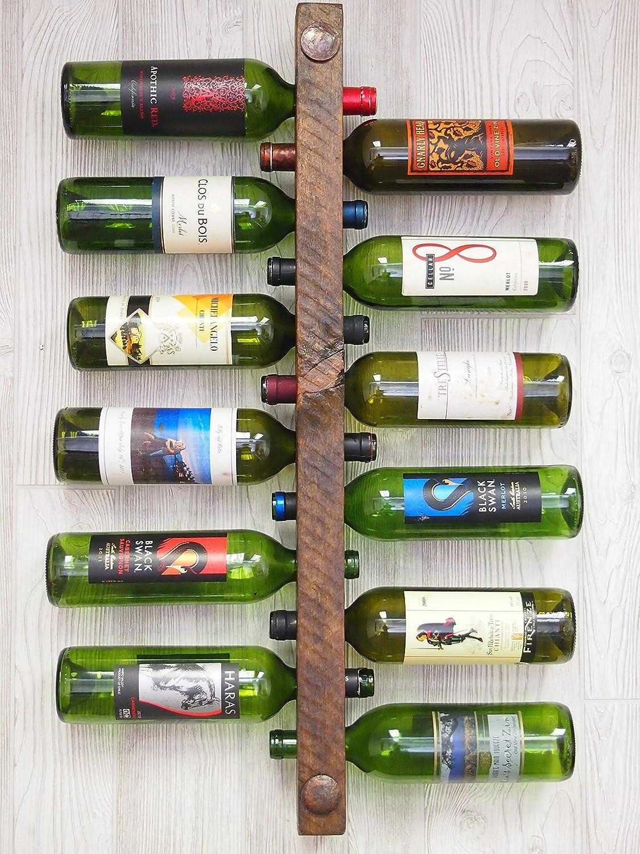 Vertical Wine Rack 12 Bottle