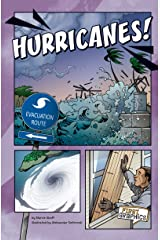 Hurricanes! (First Graphics: Wild Earth) Kindle Edition